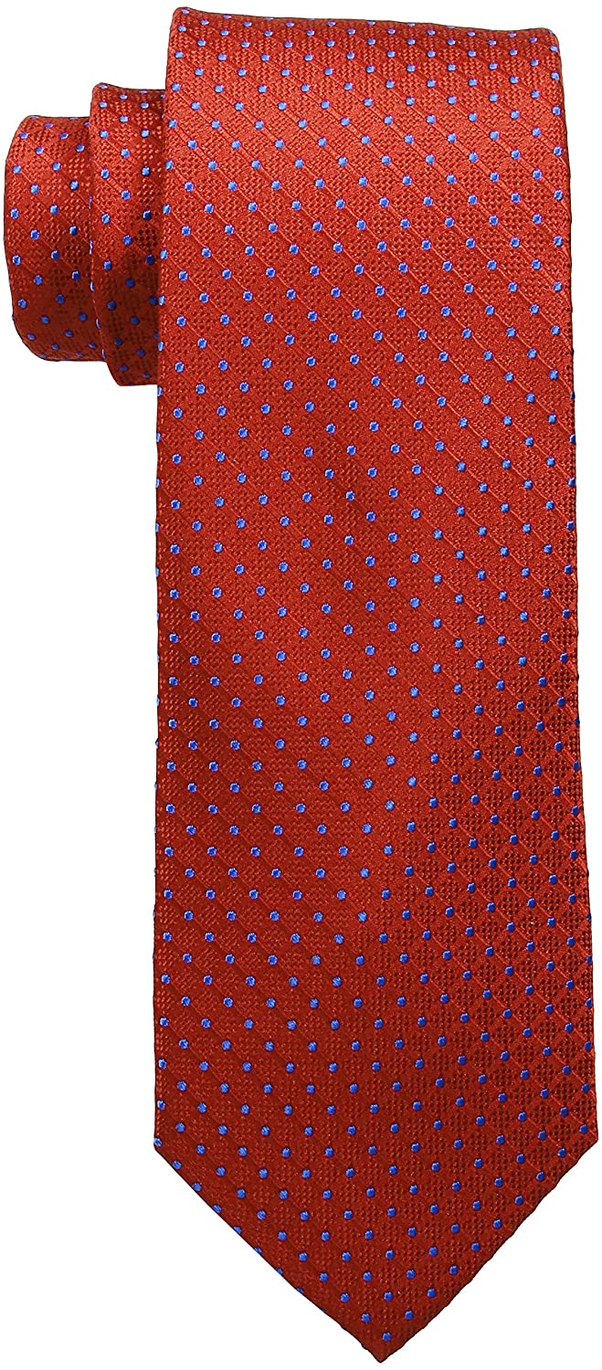Tommy Hilfiger Men's Connected Dot Tie Navy One Size Tommy Hilfiger Neckties 82163732-411