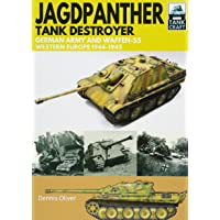 Image for Jagdpanther Tank Destroyer: German Army and Waffen-SS, Western Europe 1944–1945 (TankCraft)