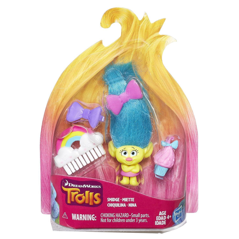 Trolls DreamWorks Smidge Collectible Figure Hasbro B8048AS0