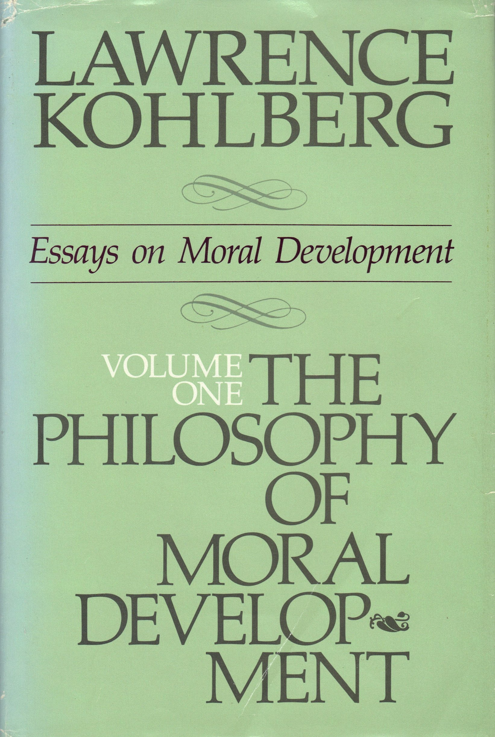 the philosophy of moral development moral stages and the idea of the philosophy of moral development moral stages and the idea of justice essays on moral development volume 1 lawrence kohlberg 9780060647605