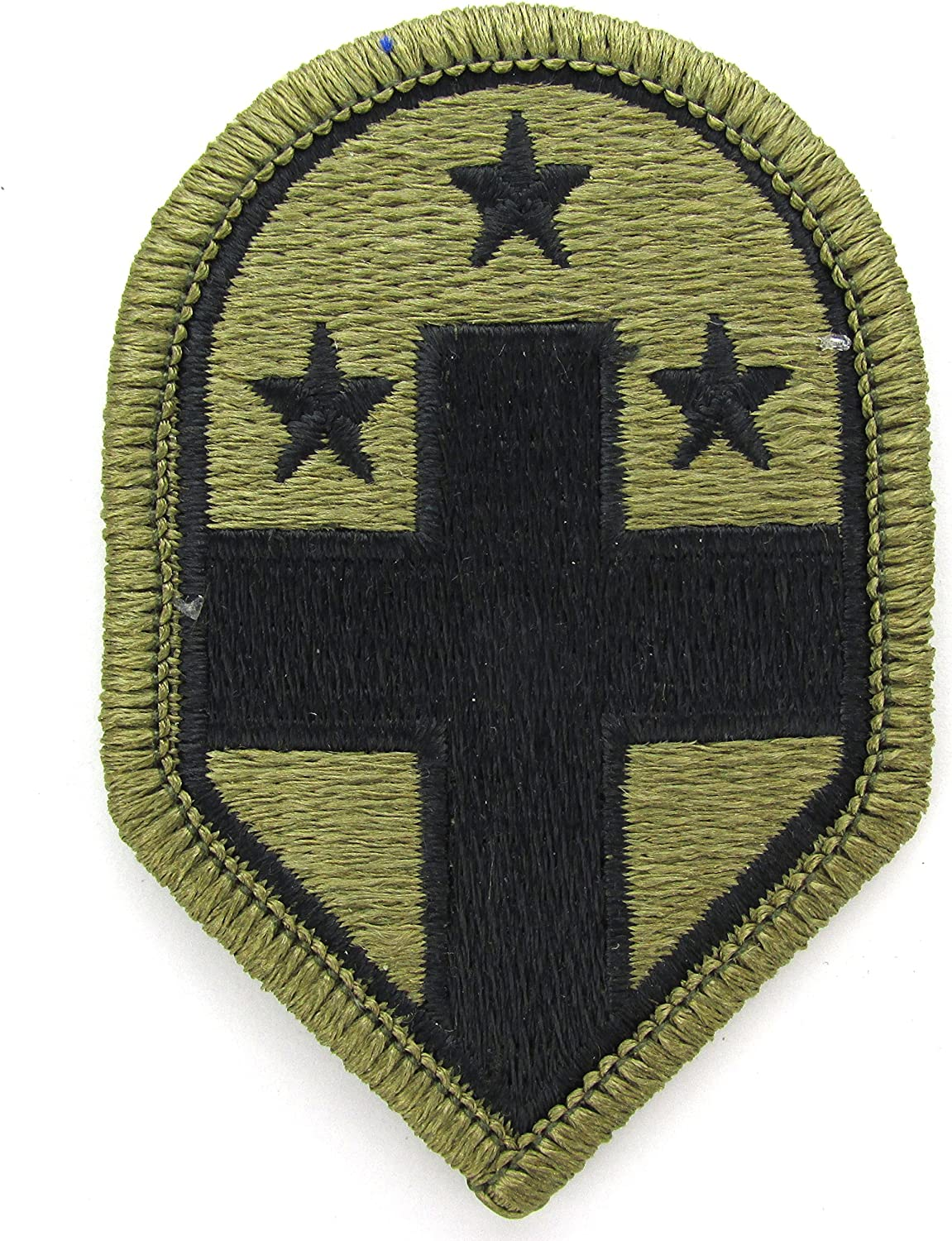 FULL COLOR 332ND MEDICAL BRIGADE PATCH