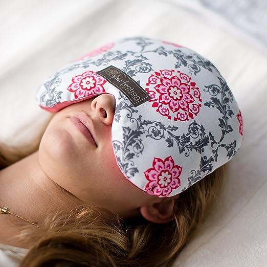 Amazon.com: migraña Socorro Almohadilla para los ojos ...