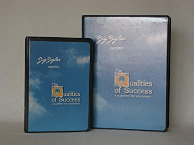 Zig Ziglar-Presents-The Qualities of Success-A Blueprint for Achievement (VHS