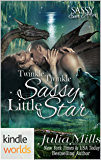 Sassy Ever After: Twinkle, Twinkle, Sassy Little Star (Kindle Worlds Novella) (Dragon Guard Book 23)