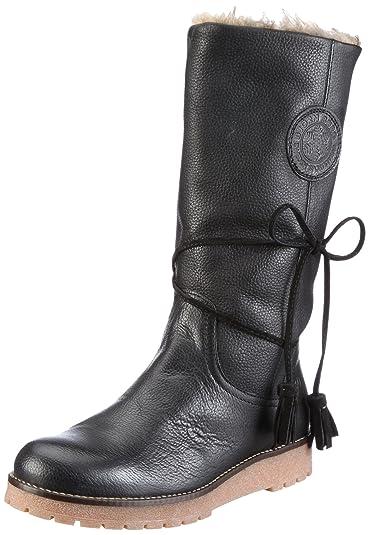 d2b82406aea Björn Borg Footwear Women s Mima 08 Boots Black Size  3.5  Amazon.co ...