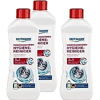 Heitmann Środek do czyszczenia pralki, 250 ml, 3 sztuki (3 x 250 ml)