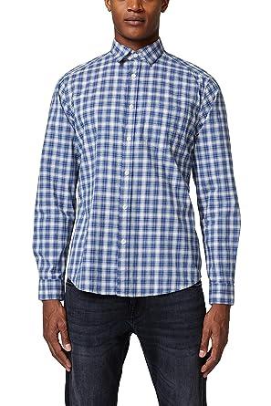 ESPRIT Herren Freizeithemd  Esprit  Amazon.de  Bekleidung 14b05421a1