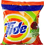 Tide Plus Jasmine and Rose Detergent Powder - 2 kg (Saver Pack)