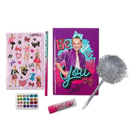 Amazon com: Tri-coastal Design JoJo Siwa Girls Journaling Set: Cute