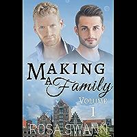 Making a Family Volume 1: MM Alpha/Omega Mpreg Romance