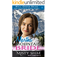Martha - Mountain Bride (Young Love Historical Romance