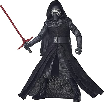 "Star Wars Black Series DARTH VADER /& KYLO REN 6/"" Action Figure set"