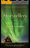 Storytellers: A gripping historical suspense novel of Iceland