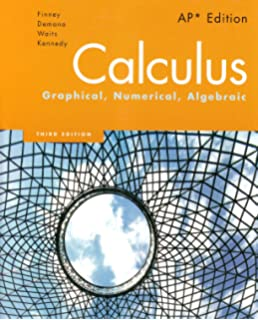Precalculus graphical numerical algebraic franklin d demana calculus graphical numerical algebraic 3rd edition fandeluxe Image collections