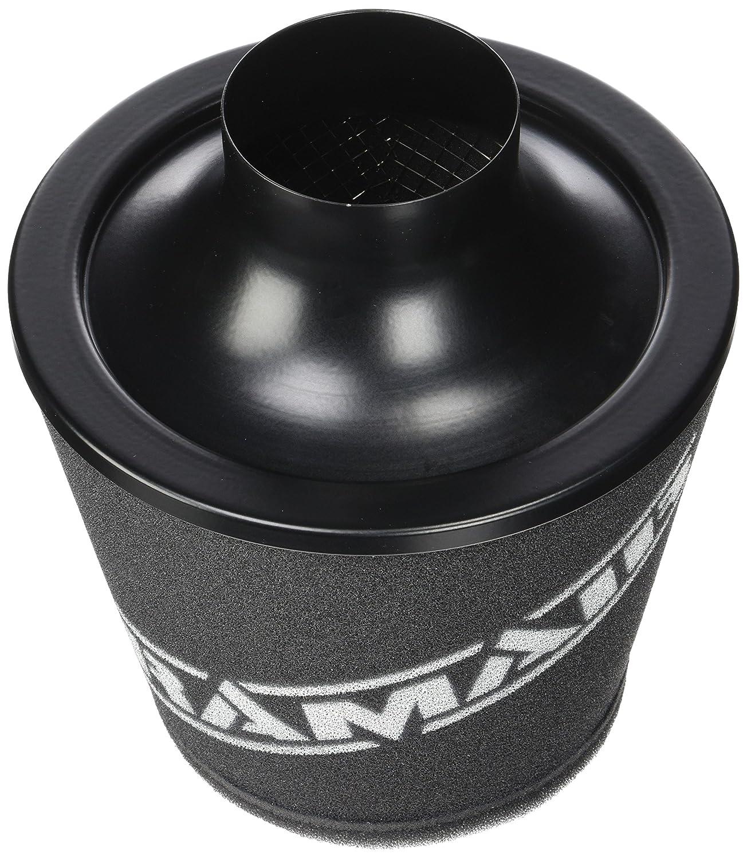 Filtri Ramair js-108-bk filtro aria universale grande con manico in lega nero 80/mm