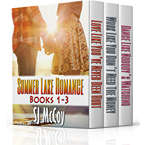 Summer Lake Romance Boxed Set (Books 1-3) (Summer Lake Romance Boxset series Book 1)