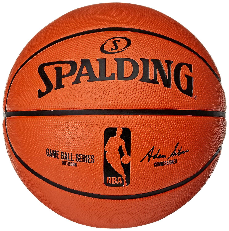 spalding nba gameball replica out 83 044z ballon de basket. Black Bedroom Furniture Sets. Home Design Ideas