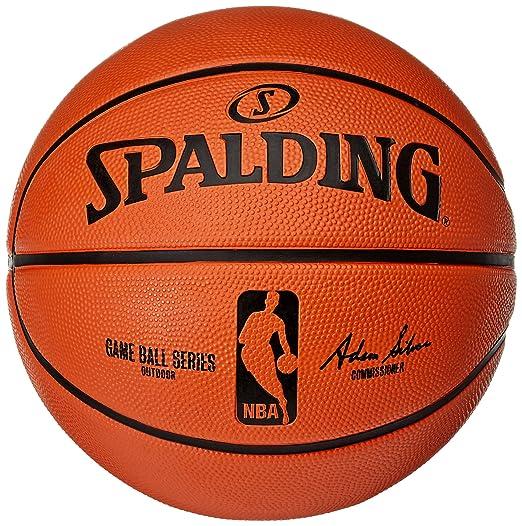 3 opinioni per Spalding Palla da basket Spalding NBA Gameball Rep.sz.7,(73-361Z), Arancione