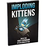 Exploding Kittens Imploding Kittens: First Expansion of Exploding Kittens Card Game