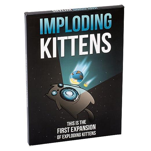 19 opinioni per Imploding Kittens: Questa è la prima Espansione di Exploding Kittens [Edizione: