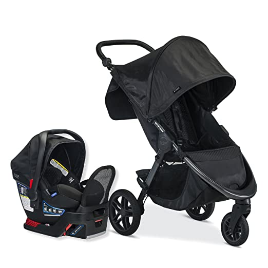 Britax B-Free & Endeavours Travel System Black Friday Deal 2019