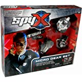 Spy X - 10151 - Accessoire Pour Déguisement - Ceinture Avec Équipement D'espion