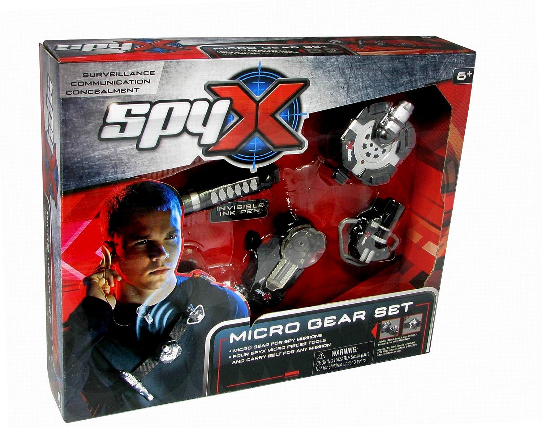 Spy X 10151 Zubehö r fü r Kostü m,  Gü rtel mit Spion-Ausrü stund