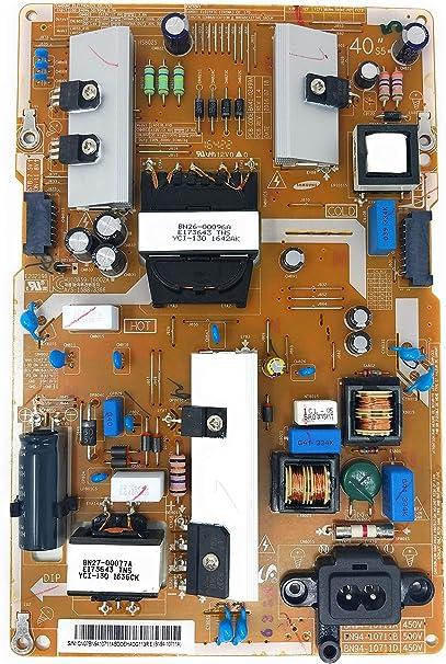 Placa de Fuente de alimentación Modelo L4055_KVD para Samsung TV UN40NU7200F: GENERIC: Amazon.es: Electrónica