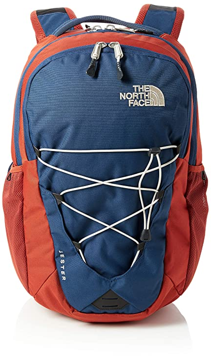 The North Face Equipment TNF Mochila Jester, Unisex adulto, Shady Blue/Gingerbread Brown