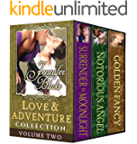 Love and Adventure Collection - Volume 2 (Love and Adventure Boxed Sets)
