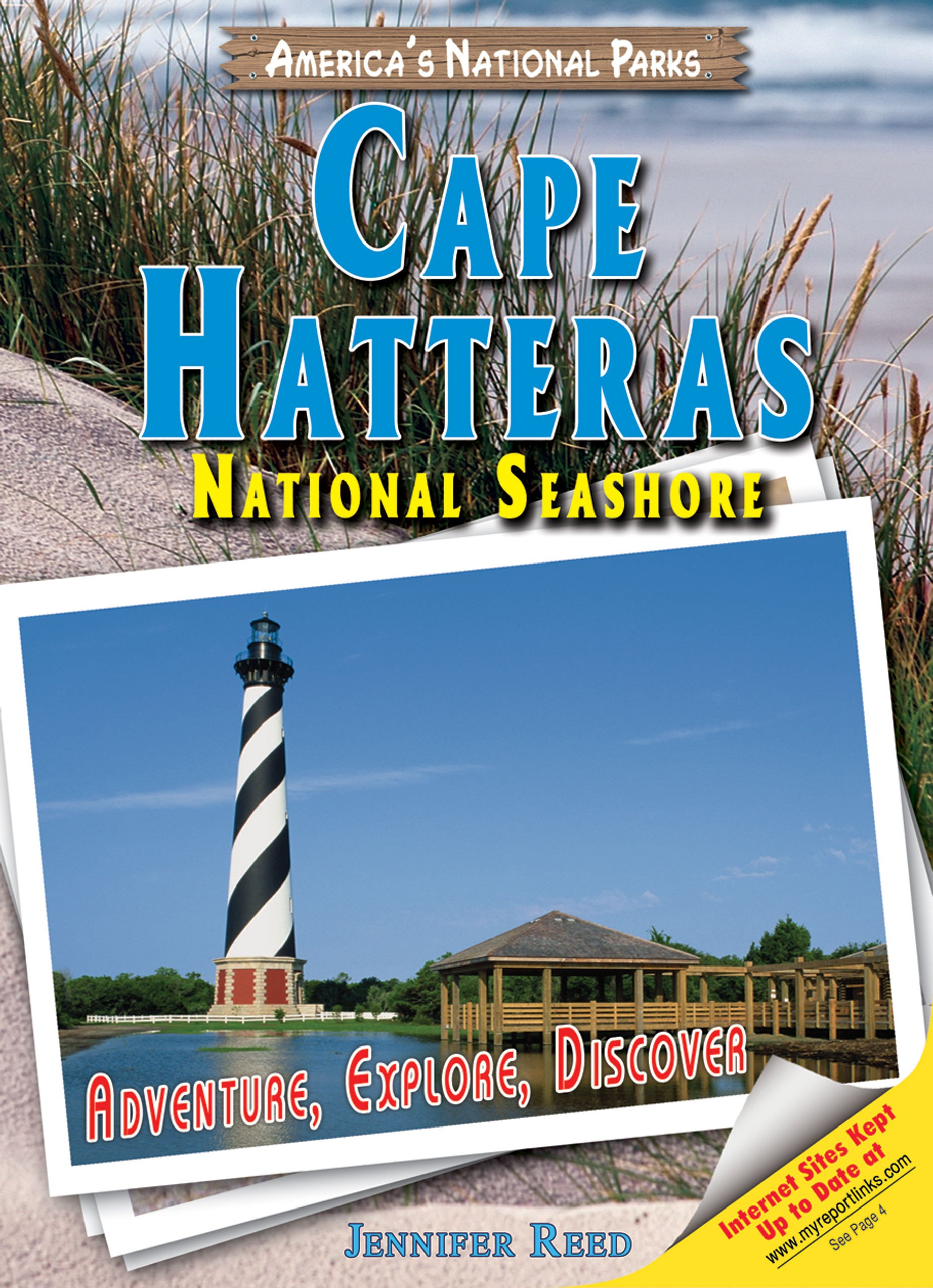 Cape Hatteras National Seashore: Adventure, Explore, Discover (America's National Parks) pdf