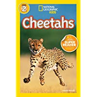 National Geographic Kids Readers: Cheetahs