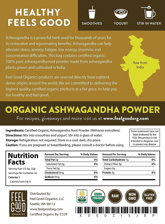 benefits of taking ashwagandha
