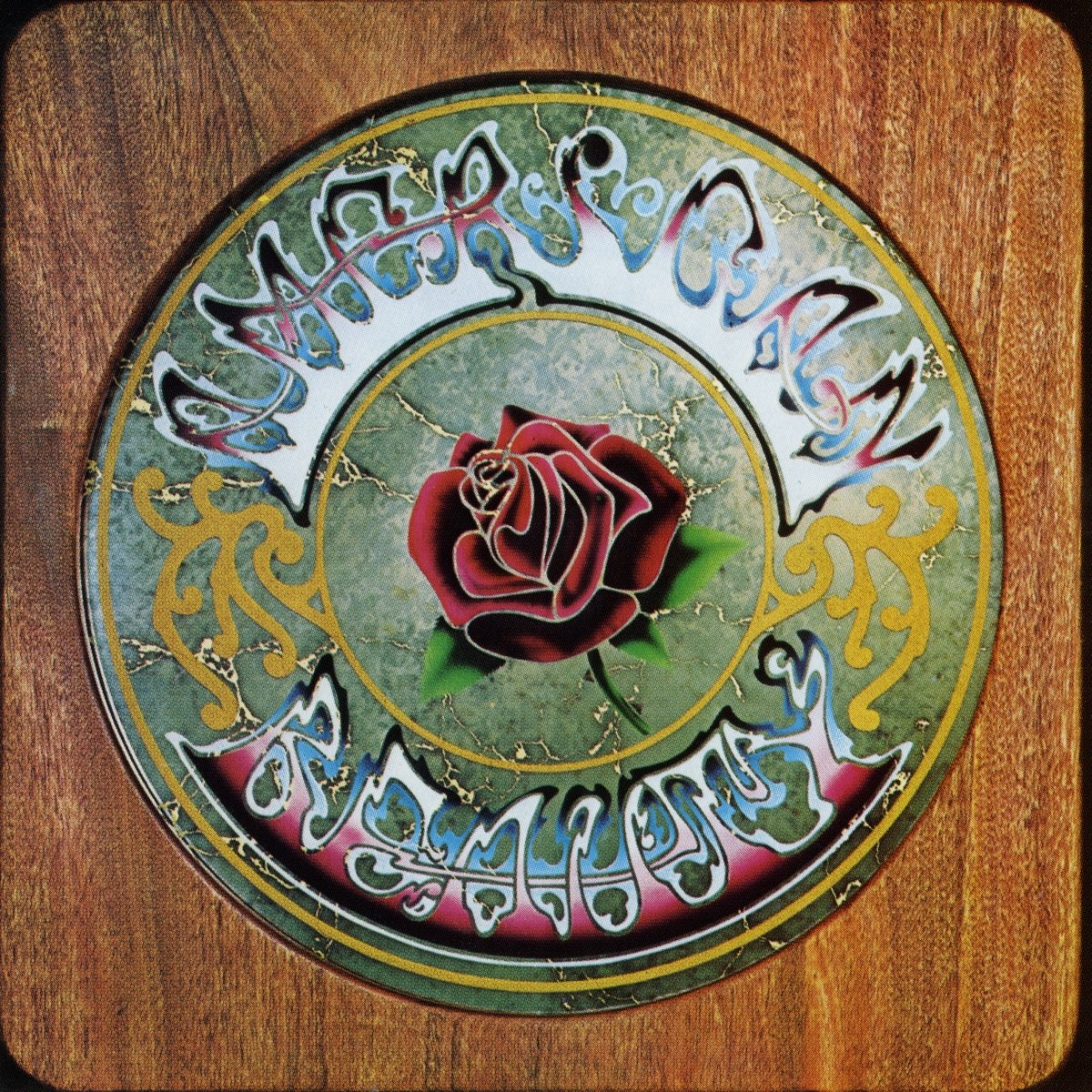 American Beauty: The Grateful Dead: Amazon.fr: Musique
