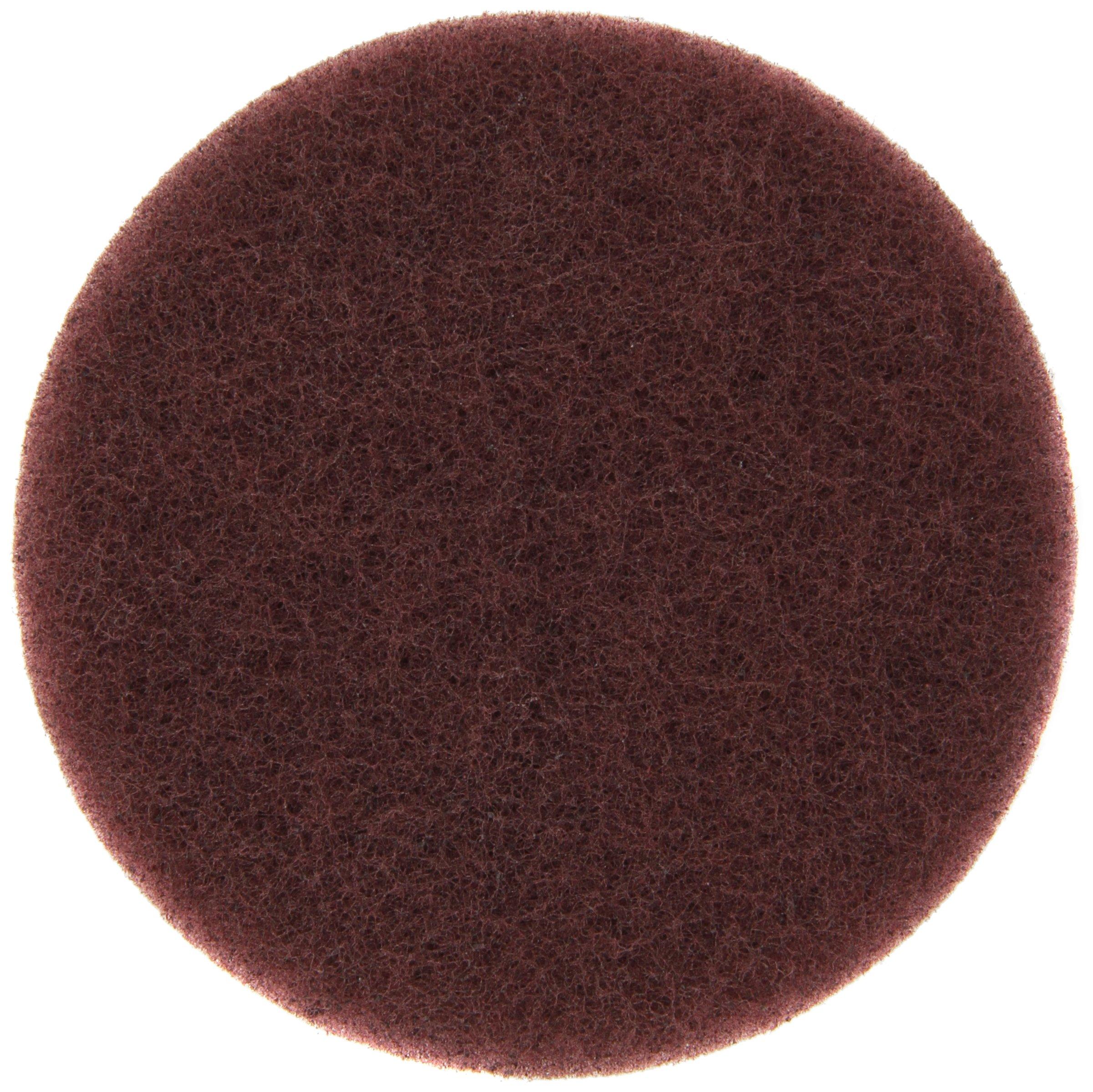 Scotch-Brite(TM) Clean and Finish Disc, Aluminum Oxide, 5 Diameter, A Very Fine Grit (Pack of 100)