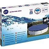 Gre CIPR301 - Cubierta de invierno para piscinas redondas, Ø300 cm