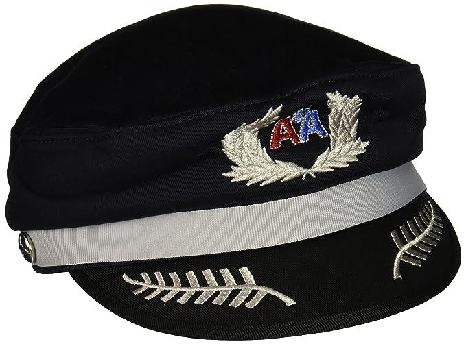 50529418 Amazon.com: Daron American Airlines Pilot Hat: Toys & Games