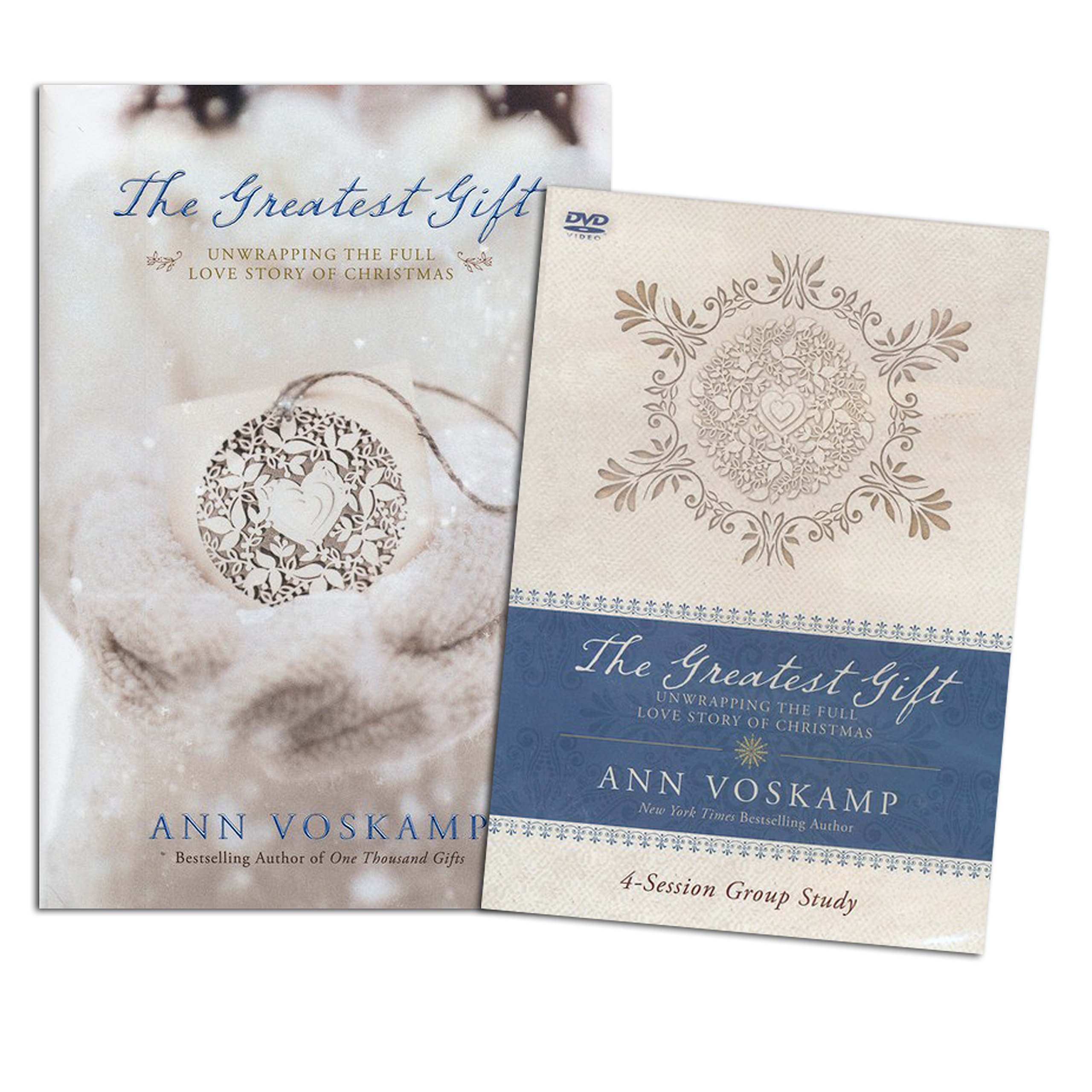 Ann Voskamp - The Greatest Gift Set - The Greatest Gift: An Advent ...