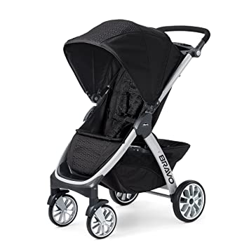 Chicco Bravo Quick Fold Stroller Ombra