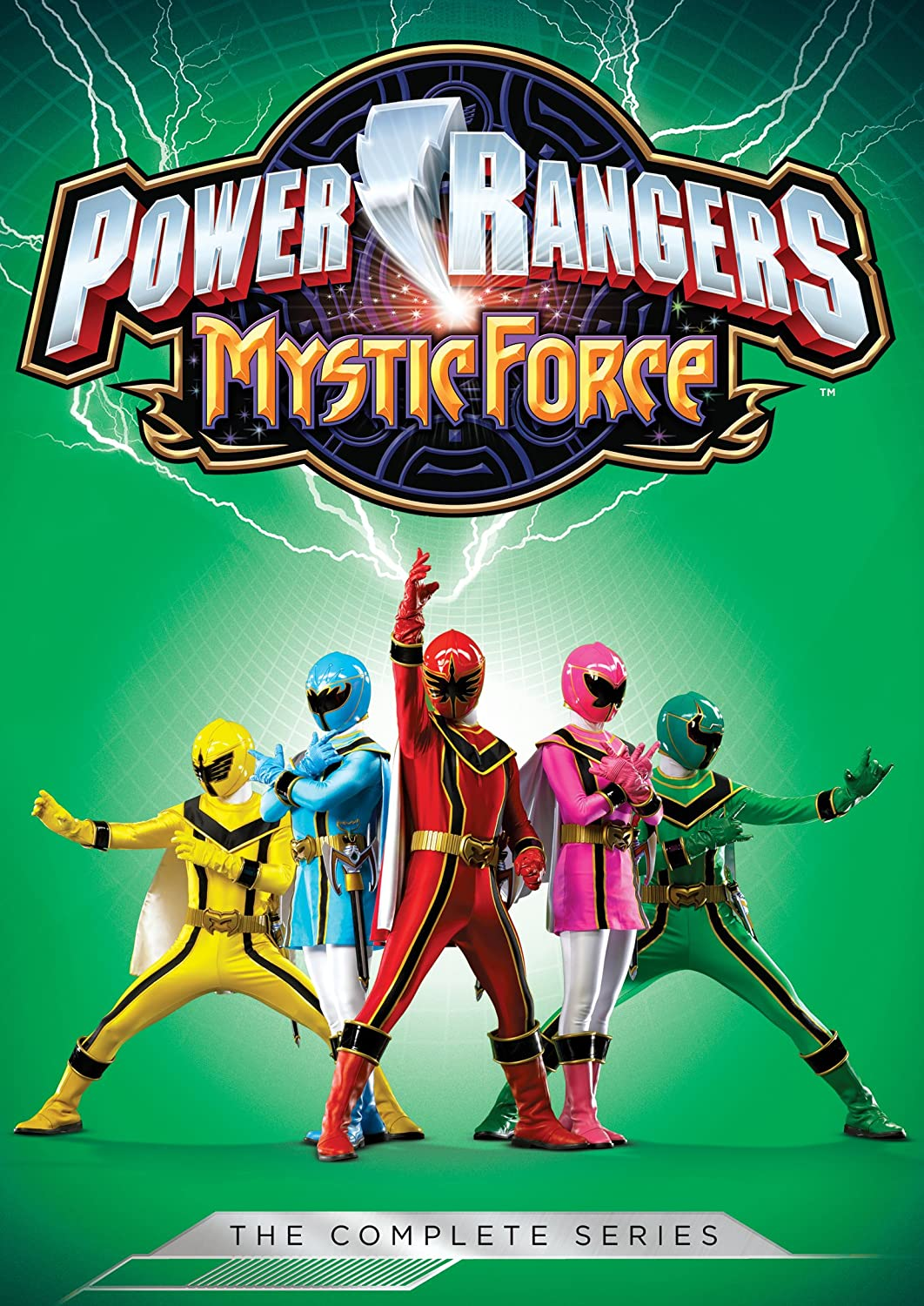 Amazon com: Power Rangers: Mystic Force: The Complete Series
