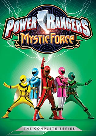 amazon co jp power rangers mystic force complete series dvd