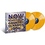 NOW Country Classics '90s [2 LP] [Opaque Yellow]