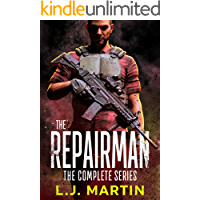 The Repairman: The Complete Series (The Repairman Series)