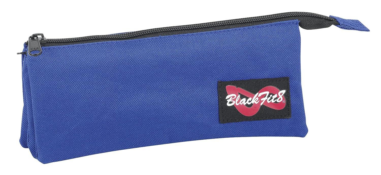 Amazon.com: Blackfit8 – Estuche portatodo Triple Blue (SAFTA ...