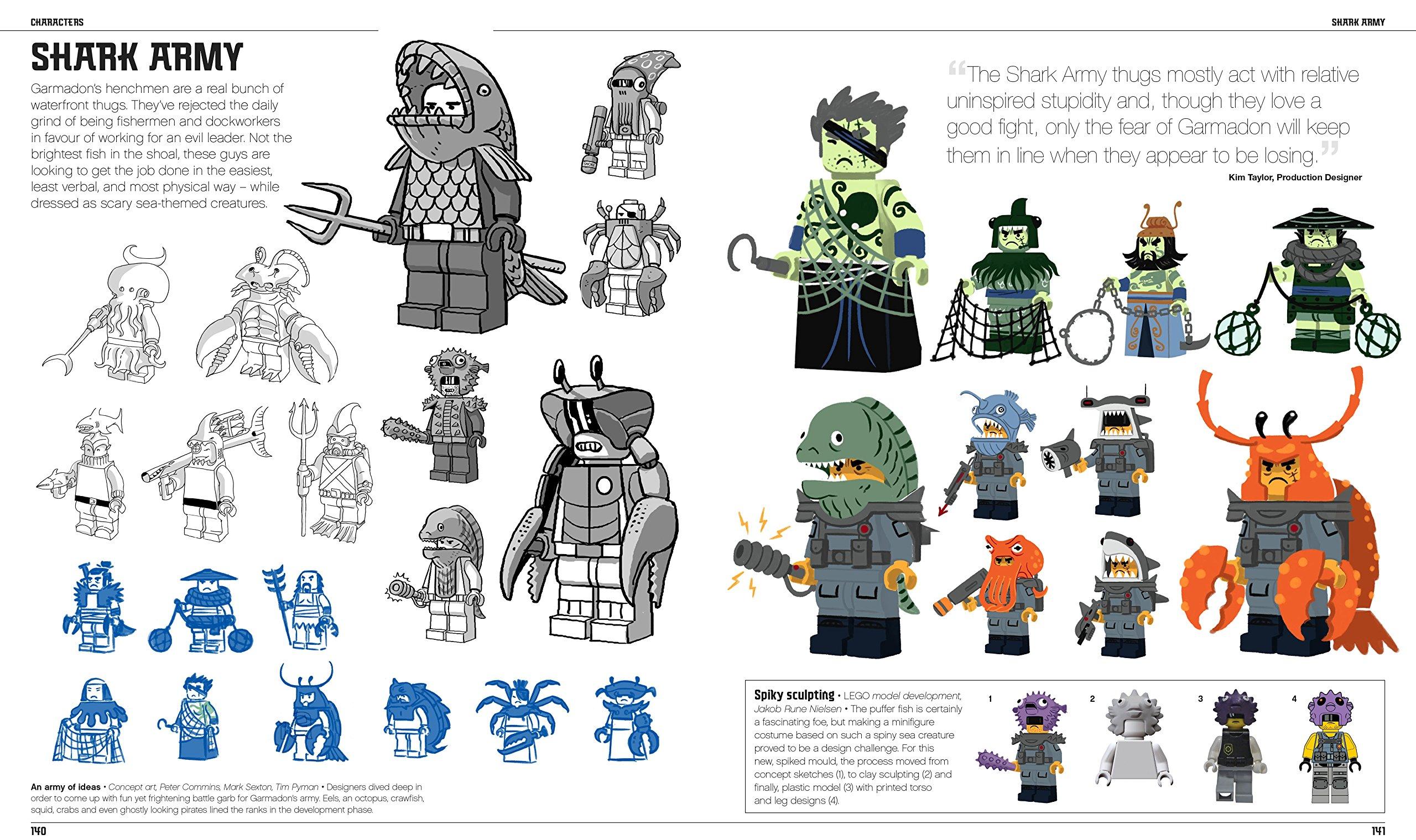 The Lego Ninjago Movie. The Making Of The Movie: Amazon.es ...