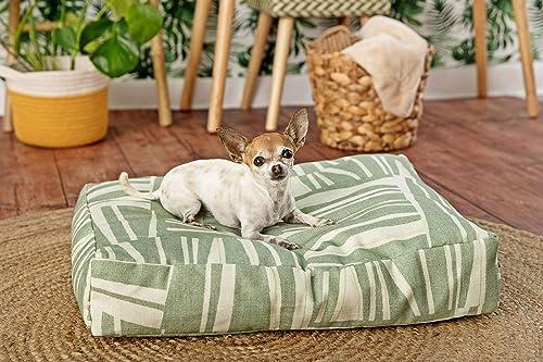 Eco Friendly Cama para perros 100% algodón orgánico: Amazon.es: Handmade
