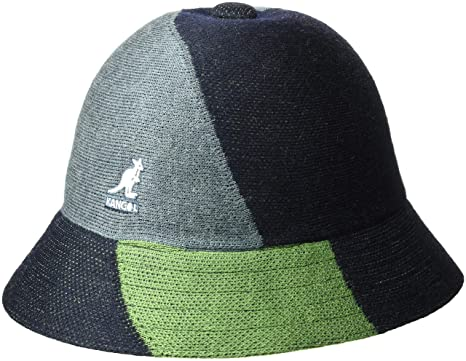 8f2bfdd942945 The Kangol Street Collection Men s Col-Blocked Casual Bucket Hat at Amazon  Men s Clothing store