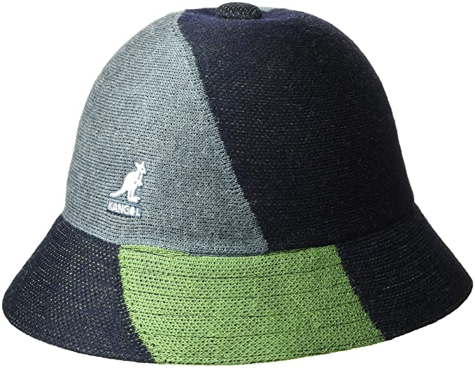 ed5747fe0f9 Kangol Men s Col Blocked Casual Bucket Hat