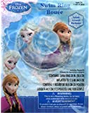 Disney Frozen Elsa and Anna Inflatable Swim Ring - 20 inch