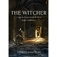 The Witcher - Box digital: Série Completa (Portuguese Edition) book cover